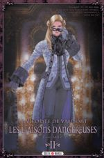Le Vicomte de Valmont - les liaisons dangereuses – 1e edition, T2, manga chez Soleil de Saito