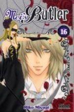 Mei's butler T16, manga chez Glénat de Miyagi