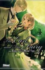 The earl and the fairy T4, manga chez Glénat de Tani, Ayuko