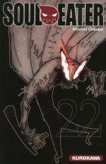 Soul eater T22, manga chez Kurokawa de Ohkubo