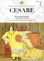 Cesare T1, manga chez Ki-oon de Hara, Soryo