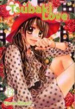 Tsubaki love T13, manga chez Panini Comics de Kanan
