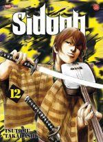 Sidooh T12, manga chez Panini Comics de Takahashi