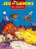 Jeu de gamins T3 : Les chevaliers (0), bd chez Bamboo de Roux, Dawid