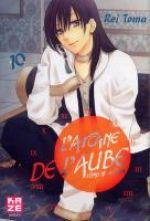 L'Arcane de l'aube  T10, manga chez Kazé manga de Toma