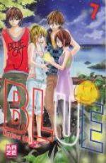 Blue T7, manga chez Kazé manga de Chiba