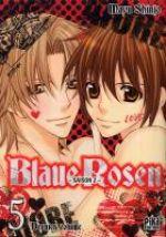 Blaue rosen Saison 2 T5, manga chez Pika de Shinjo