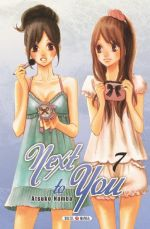 Next to you T7, manga chez Soleil de Namba