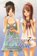 Next to you T7, manga chez Soleil de Namba