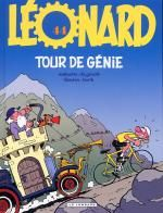 Léonard T44 : Tour de génie (0), bd chez Le Lombard de de Groot, Turk, Kael