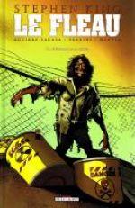 Le fléau T11 : L'ombre de la mort (0), comics chez Delcourt de King, Aguirre-Sacasa, Perkins, Martin, Coker
