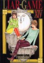Liar game T14, manga chez Tonkam de Kaitani