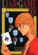 Liar game T15, manga chez Tonkam de Kaitani