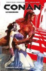 Conan le barbare T2 : Fureur sur la frontière (0), comics chez Panini Comics de Wood, Becky Cloonan, Shalvey, Lolos, Stewart, Carnevale