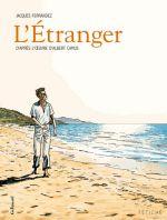 L'Etranger, bd chez Gallimard de Camus, Ferrandez