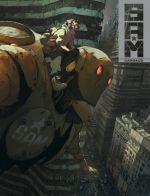 S.A.M. T2 : Chasseurs de robots (0), bd chez Dargaud de Marazano, Xiao, Shang
