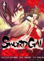 Sword gaï  T4, manga chez Tonkam de Inoue, Kine, Amemiya