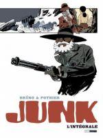 Junk, bd chez Glénat de Pothier, Brüno, Croix