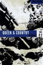 Queen & country T2, comics chez Akileos de Rucka, Alexander, Hawthorne, Speed McNeil, Sale