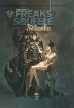 Freaks' Squeele – Funérailles, T1 : Fortunate sons (0), bd chez Ankama de Maudoux