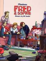Fred et Sophie T2 : Amour et p'tit boulot (0), bd chez Delcourt de Manboou