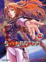 Solarium T1, manga chez Panini Comics de Itoh