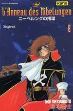 L'anneau des Nibelungen T8 : Siegfried (0), manga chez Kana de Matsumoto