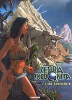 Terra Incognita T1 : Les survivants (0), bd chez Nucléa de Perrotin, Chami, Verney