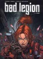 Bad legion T1 : Lamia (0), bd chez Soleil de Miquel, Tackian, Ratera, Gonzalbo