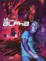 Le monde Alpha T1 : Initiation, bd chez Soleil de Gajic