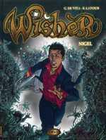 Wisher T1 : Nigel (0), bd chez Le Lombard de Latour, de Vita