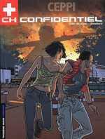CH-Confidentiel T1 : Nom de code : Pandore (0), bd chez Le Lombard de Ceppi