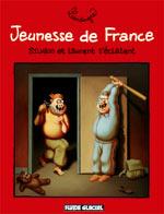 Jeunesse de France, bd chez Fluide Glacial de Lindingre