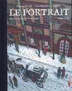 Le portrait T1 : Première partie (0), bd chez Carabas de Ravard, Dauvillier, Myriam