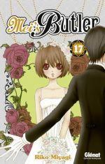 Mei's butler T17, manga chez Glénat de Miyagi
