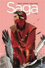 Saga T2, comics chez Urban Comics de Vaughan, Staples