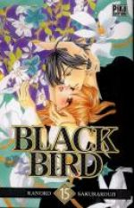 Black bird T15, manga chez Pika de Sakurakouji