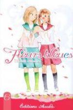 Fleurs bleues T6, manga chez Asuka de Shimura