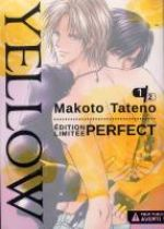 Yellow  – Edition perfect, T1, manga chez Asuka de Tateno