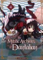 The mystic archives of Dantalian T4, manga chez Soleil de Mikumo, Abeno, Yusuke (Green Wood)