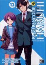 La mélancolie de Haruhi - Brigade SOS T12, manga chez Pika de Tanigawa, Tsugano
