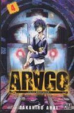 Arago T4, manga chez Pika de Arai