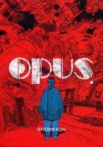 Opus T1, manga chez IMHO de Kon