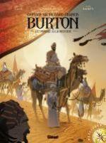 Burton T2 : Le Voyage à la Mecque (0), bd chez Glénat de Clot, Nikolavitch, Marty, Poupelin, Tisseron