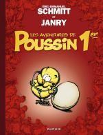 Les Aventures de Poussin 1er T1 : Cui suis-je ? (0), bd chez Dupuis de Schmitt, Janry, Cerise