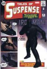 Iron Man - L'intégrale : 1963 - 1964 - édition collector 50 ans (0), comics chez Panini Comics de Bernstein, Lee, Korok, Lieber, Kirby, Heck, Ditko, Jackson, Granov