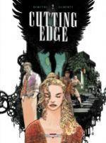 Cutting Edge T2, bd chez Delcourt de Dimitri, Alberti