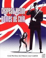 Chapeau melon et bottes de cuir, comics chez Soleil de Morrison, Caulfield, Gibson