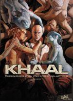 Khaal, chronique d'un empereur galactique T2 : Livre second (0), bd chez Soleil de Louis, Sécher