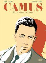 Albert Camus : Entre justice et mère (0), bd chez Soleil de Lenzini, Gnoni, Cizo
